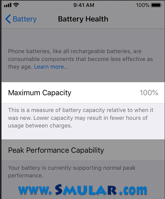 How to Check Battery Health of iPhone 4