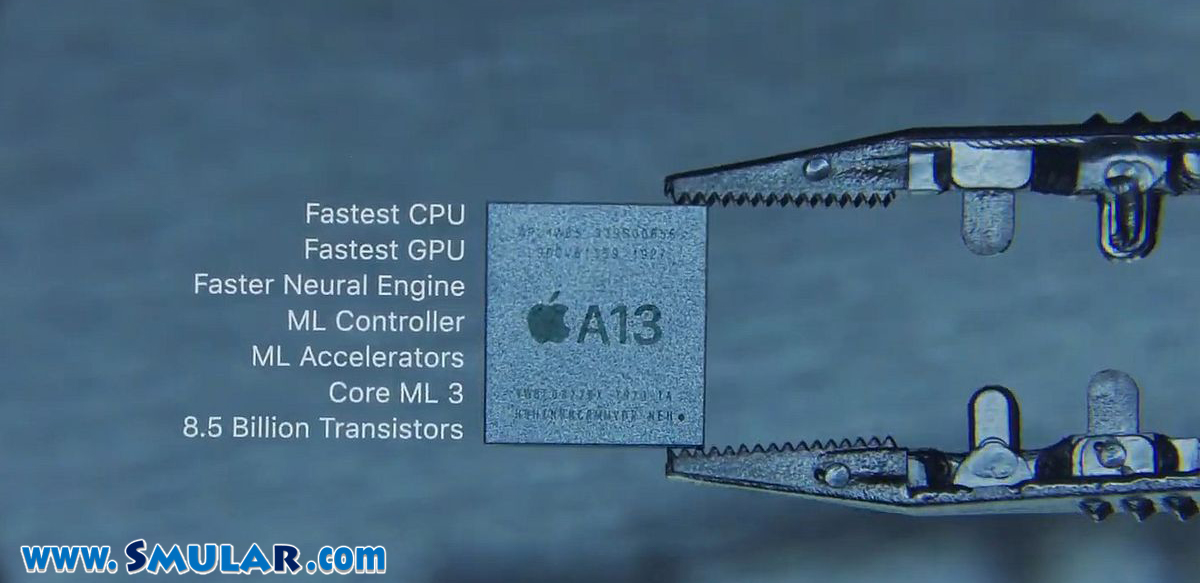 apple a13 features