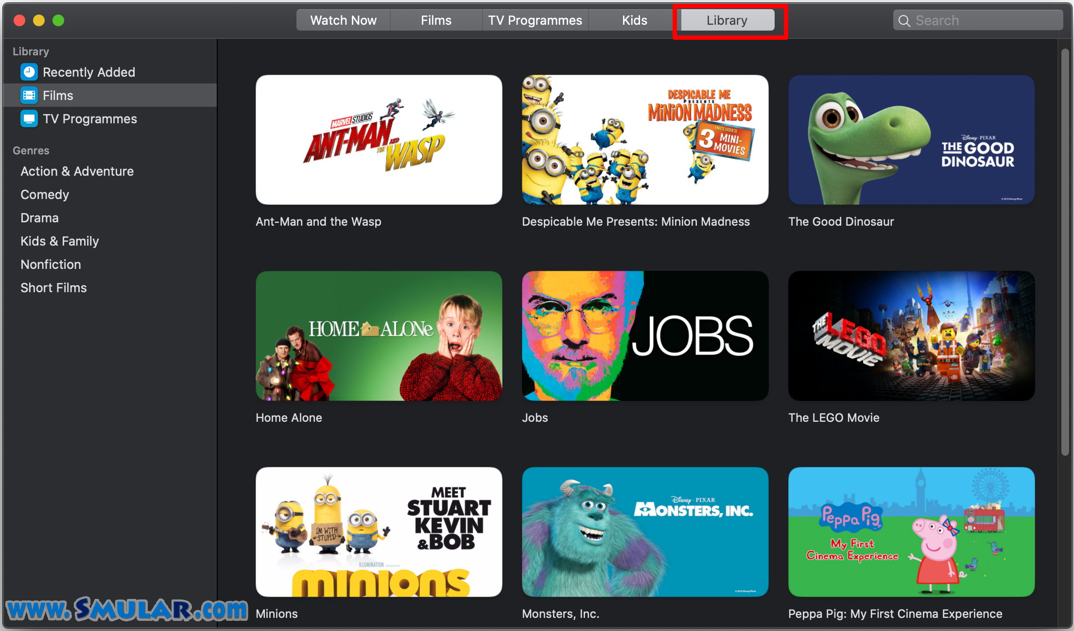 how to watch apple tv on mac 3