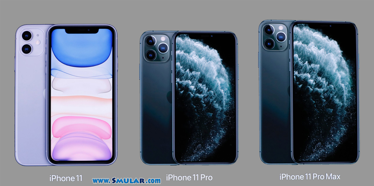 iphone 11 pro max features