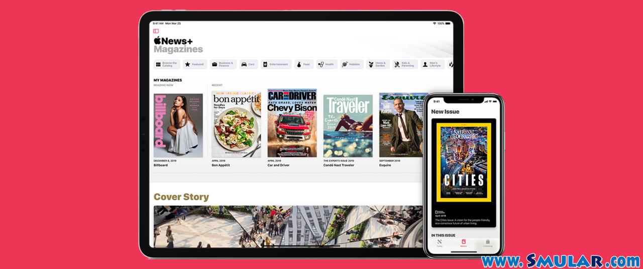 apple news availability