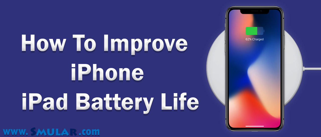 improve iphone battery