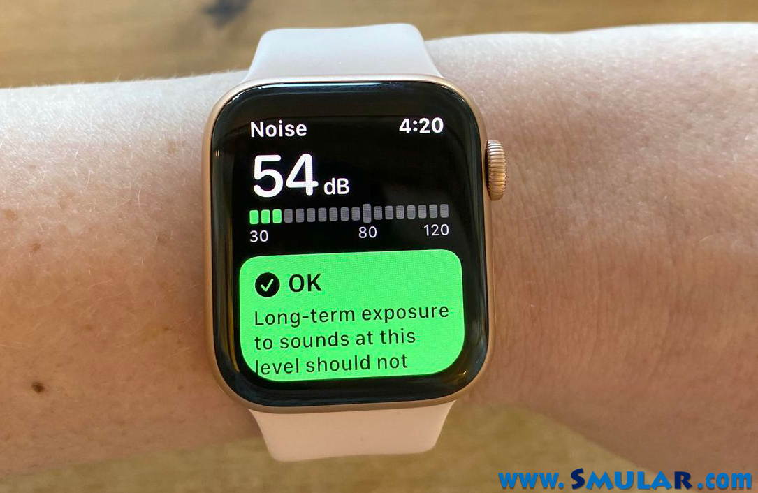 noise app apple watch