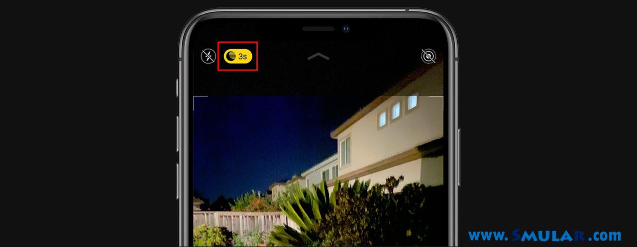 turn off night mode in iphone 11 pro