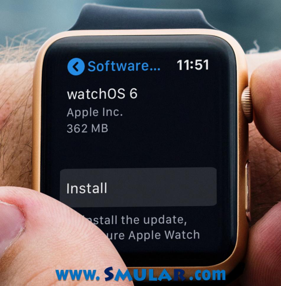 watchos 6 update 4