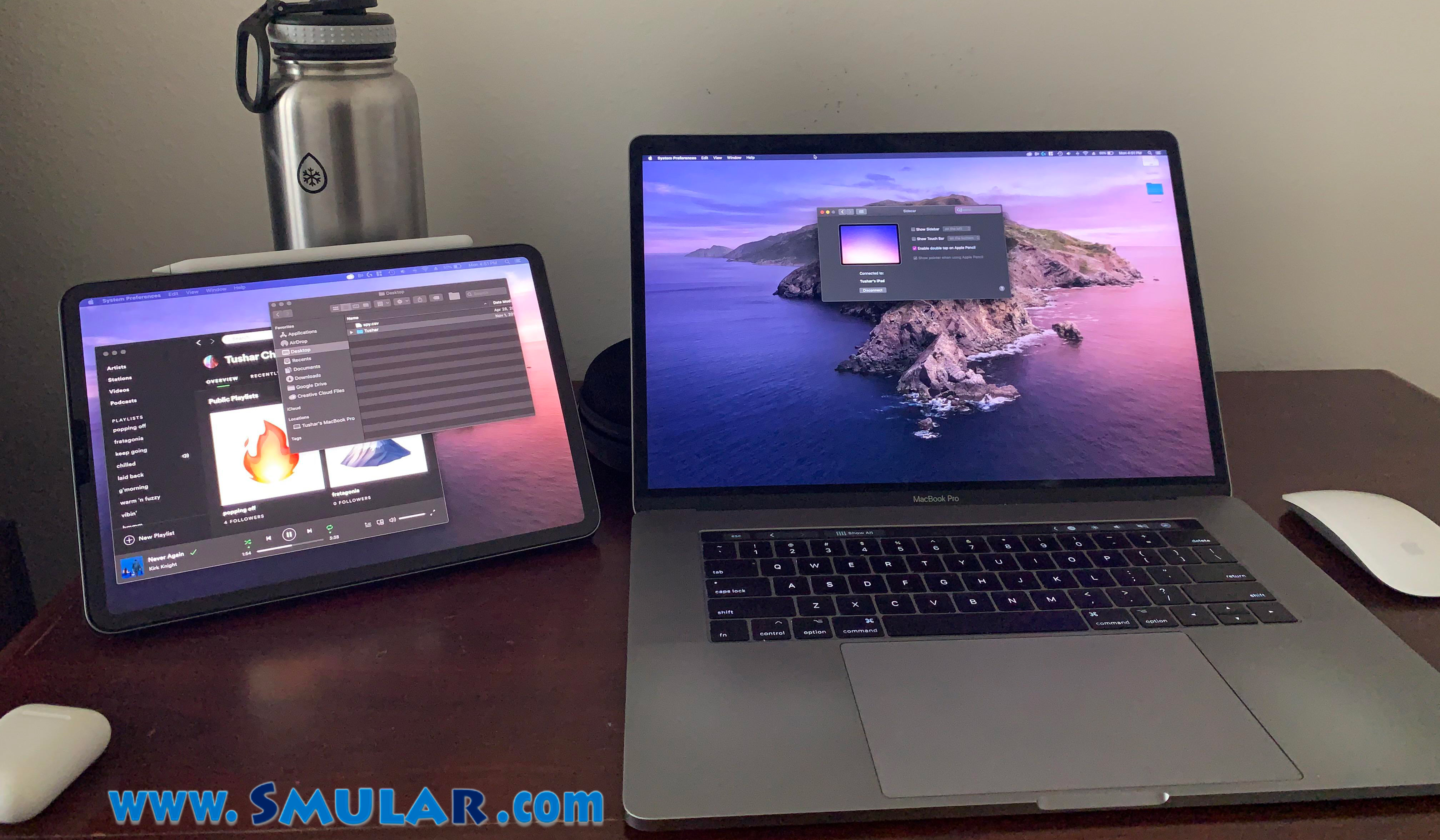 macos catalina devices