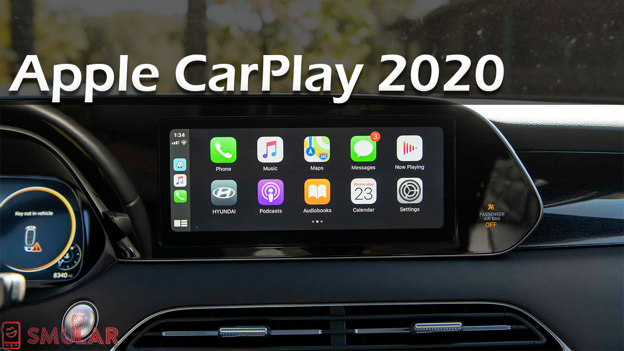 apple carplay 2020