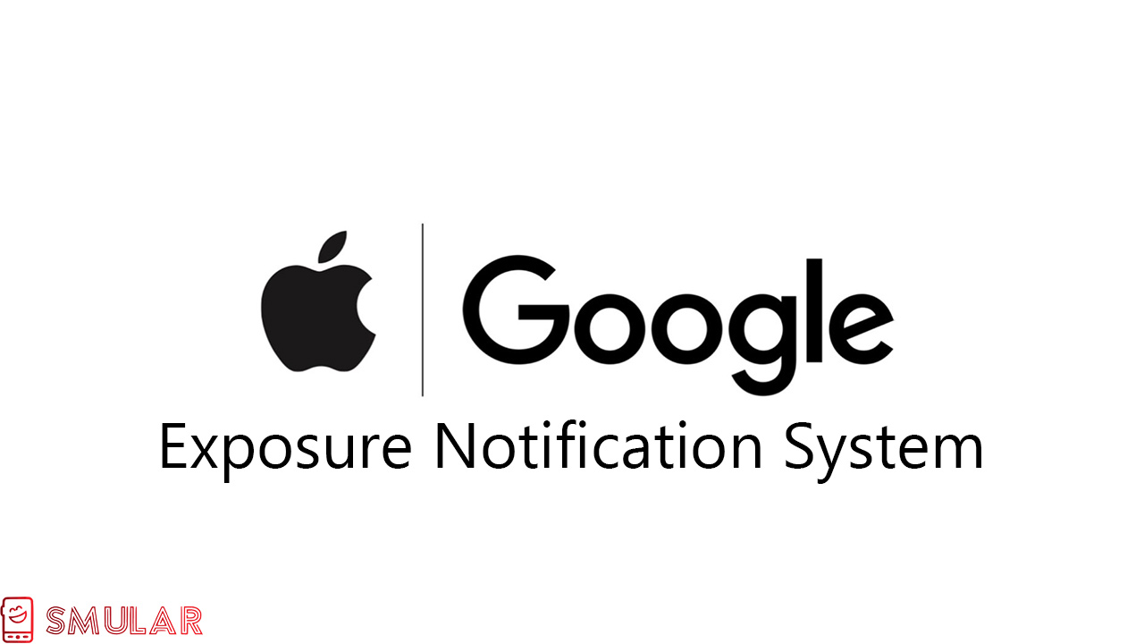 apple google exposure notification system