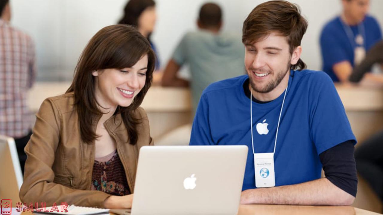 apple workers return