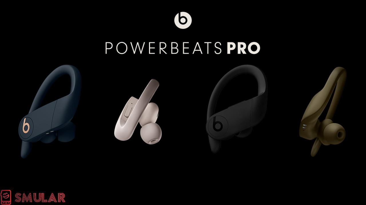 powerbeats pro release date